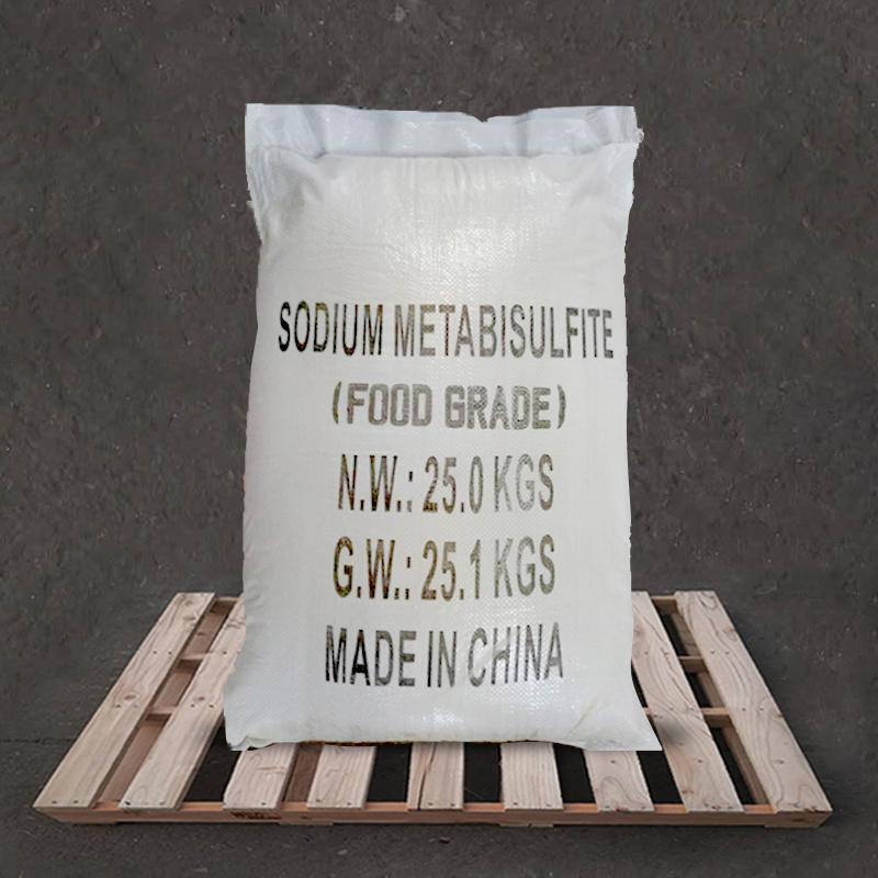 Sodium metabisulfite (food)